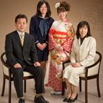 成人式-家族撮影オプション写真サンプル