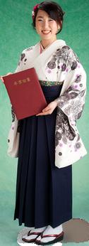 卒業式袴サンプル