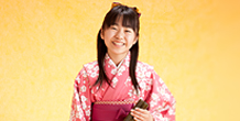 卒業式用袴レンタル