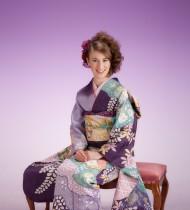二十歳の写真(振り袖、羽織…